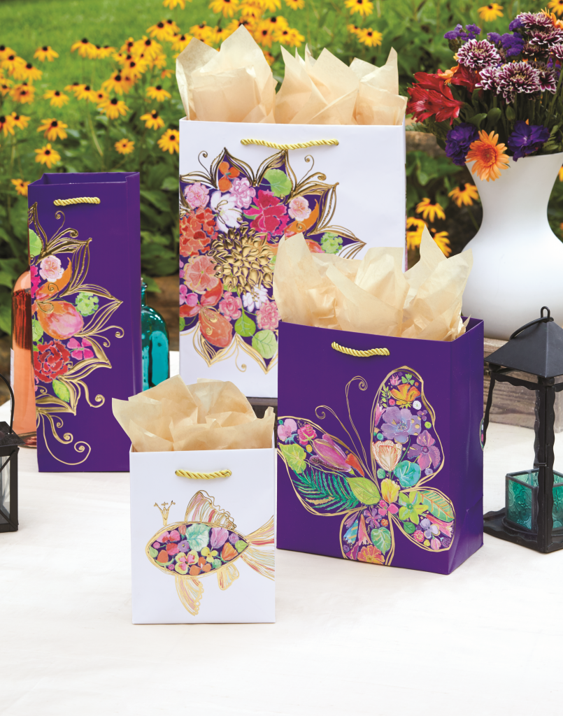 Flourish Butterfly Collection by Design Design