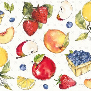 Fruit Stand Pattern